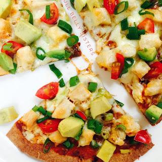 Tortilla Pizza Grill Recipes