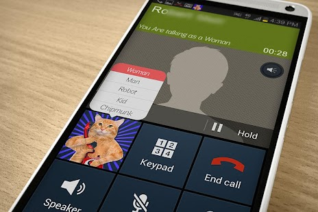 Free Change Voice While Calling ! APK for Windows 8