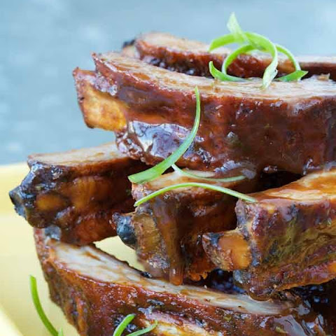 Backyard Baby Back Ribs