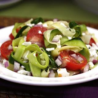 Ribbon Salad Recipes