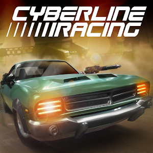 Cover art Cyberline Racing
