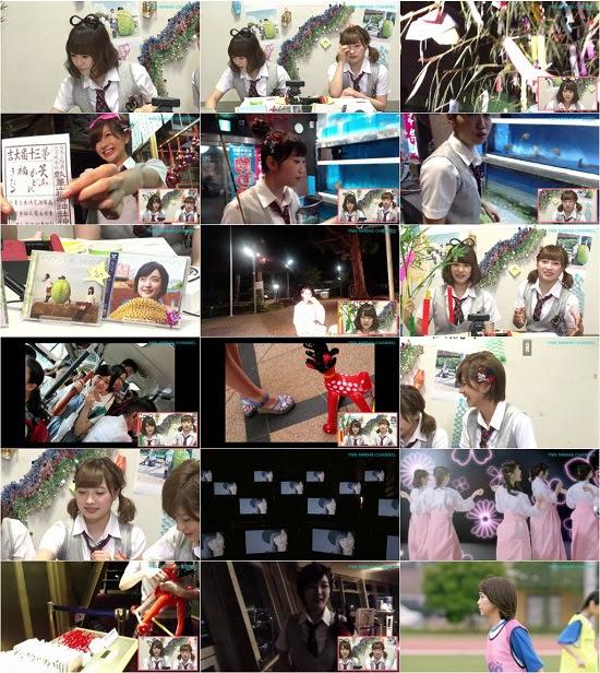 (TV-Variety)(720p) YNN [NMB48チャンネル] ドリアン少年ヒット祈願 七夕伝説 150710