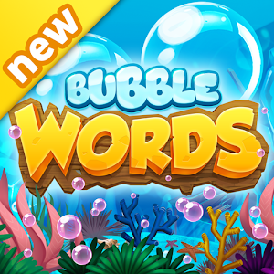 Bubble Word Games - Brain training & Word Search For PC (Windows & MAC)
