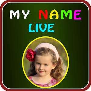 download android app my name live wallpaper for samsung
