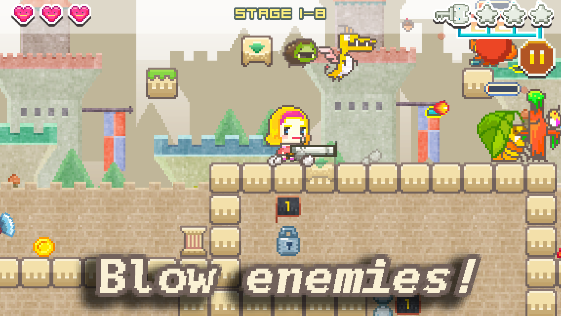 Brave Rascals Screenshot 0