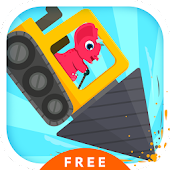 Dinosaur Digger 2 Free APK for iPhone