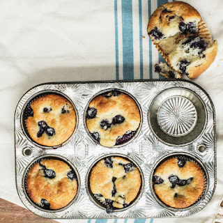 Blueberry Muffins Coconut Milk Recipes