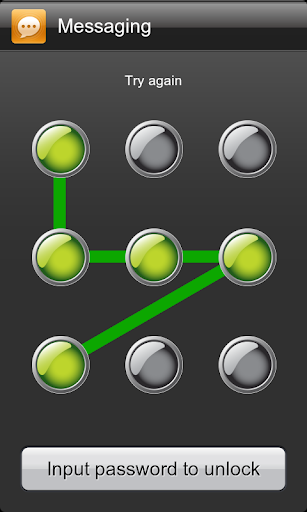App Lock screenshot 2