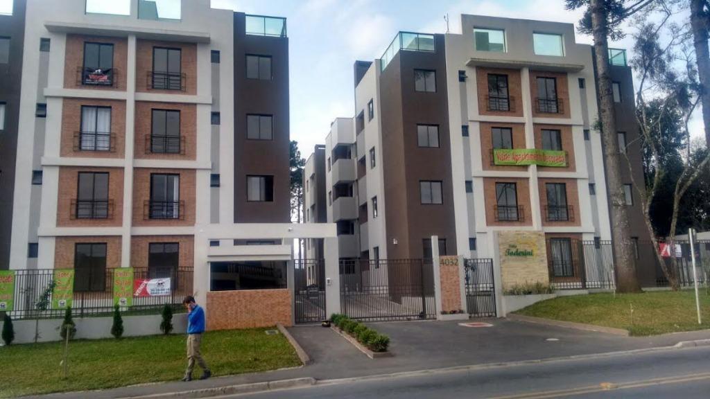 apartamentos para comprar em curitiba xaxim