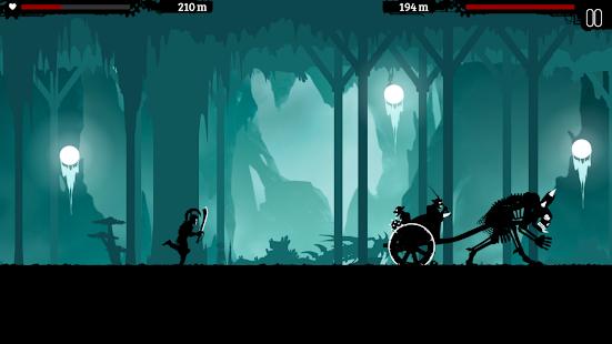Game Dark Lands - Best battle run apk for kindle fire