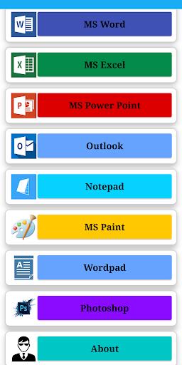 Computer Shortcut Key screenshot 6
