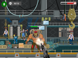 Screenshot of Zombie Rising Up - Smasher