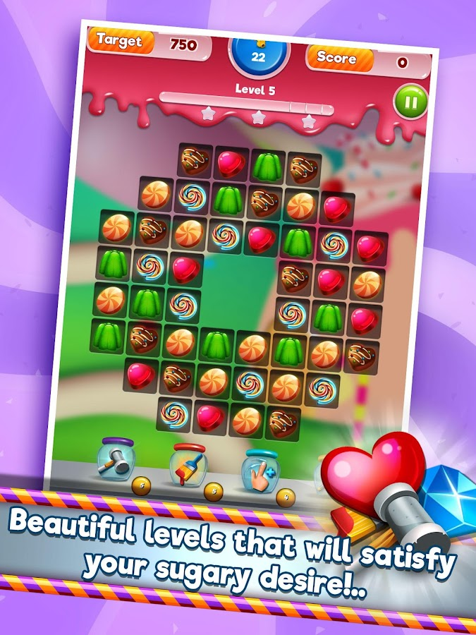 Goober Candy Craze Screenshot 6