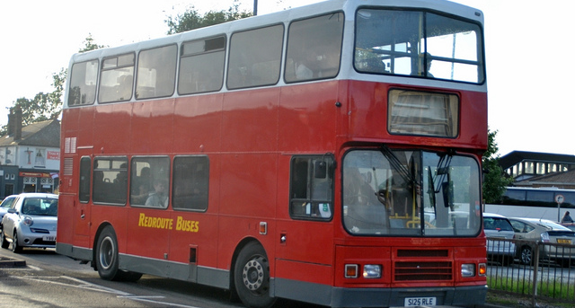 78 Seatbelted Double decker