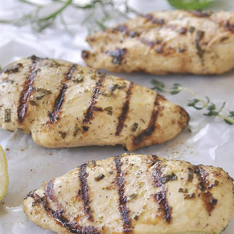 Lemon Herb Chicken Marinade