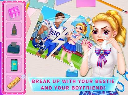 Cheerleaders Revenge 3 - Breakup Girl Story Games
