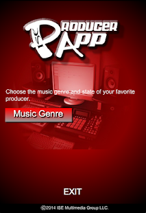 ISE Producer App - screenshot