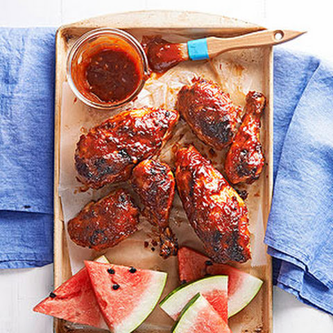 All-American Barbecued Chicken