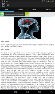 Brain Trainer - screenshot