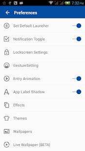 One Launcher Screenshot