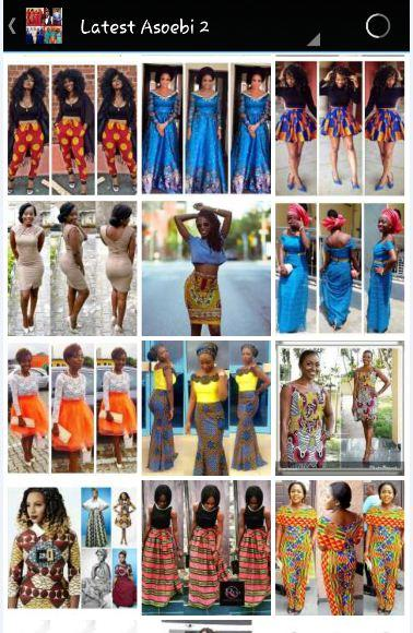 Latest Africa Fashion Styles Screenshot
