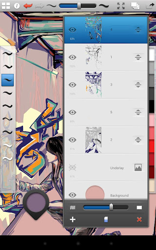 SketchBook Ink screenshot 5