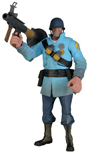 "Фигурка ""Team Fortress 7"" Series 2 - BLU Soldier"
