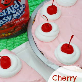 Cherry Kool-Aid Pie