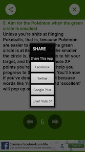 Best Guide Pokmon Go - screenshot