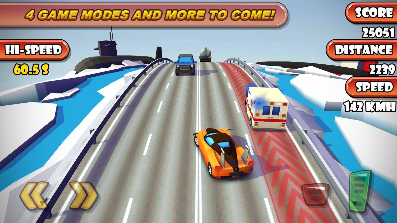 Highway Traffic Racer Planet Screenshot 3