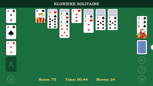 Klondike Solitaire - screenshot