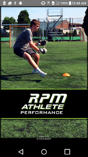 RPM Athlete Performance - screenshot