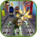 Game Subway Turtle Surf Ninja apk for kindle fire