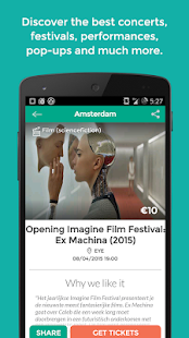 2days Amsterdam - screenshot