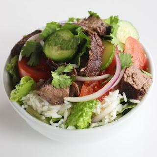 Beef Salad Rolls Recipes