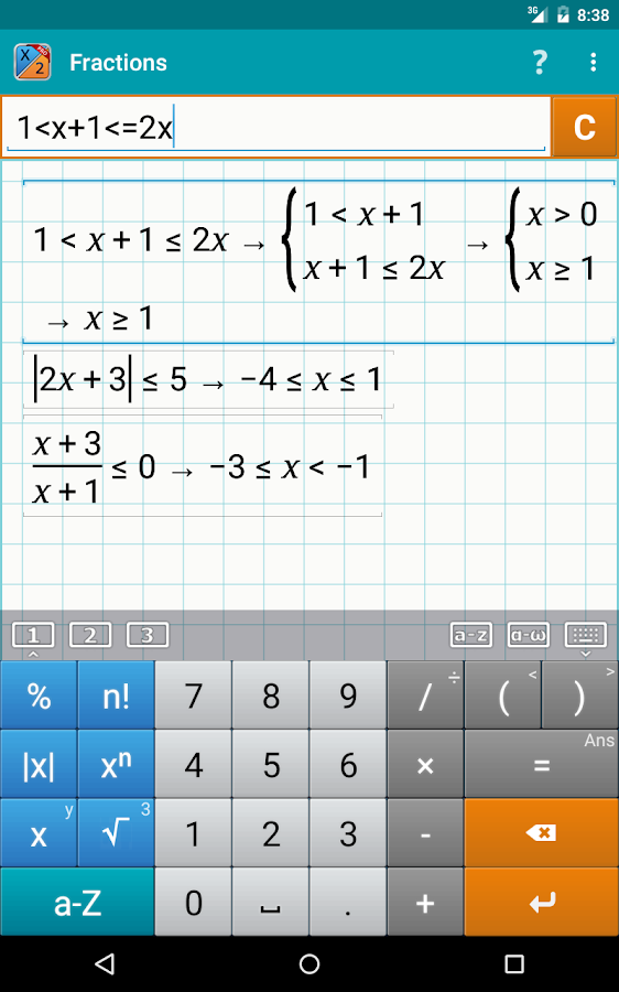 Fraction Calculator + Math PRO Screenshot 13