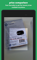Screenshot of ShopSavvy UPC Barcode Scanner