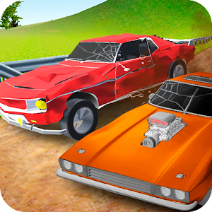 American Muscle Car Race Online PC (Windows / MAC)