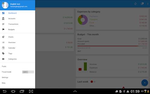 Mobills: Budget Planner APK for Kindle Fire