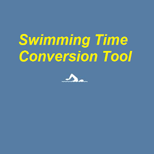 Swimming Time Conversion Tool For PC / Windows 7/8/10 / Mac – Free Download