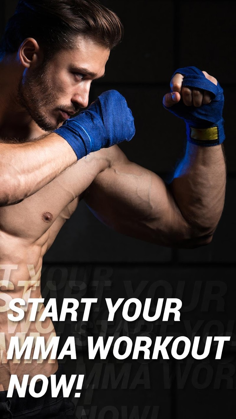 MMA Spartan System Workouts & Exercises Pro Screenshot 0