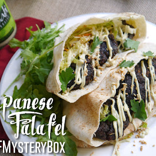 Japanese Falafel #FFFMysteryBox