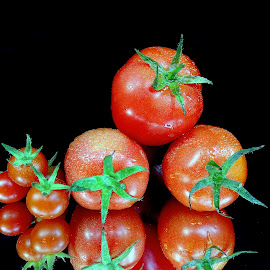 Tomato  by Asif Bora - Food & Drink Fruits & Vegetables
