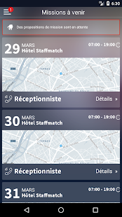 Staffmatch Business app for Android Preview 1
