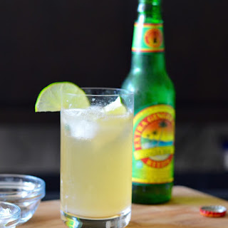 GINGER BEER LIME SHANDY