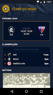 Clube do Remo - Oficial- screenshot thumbnail