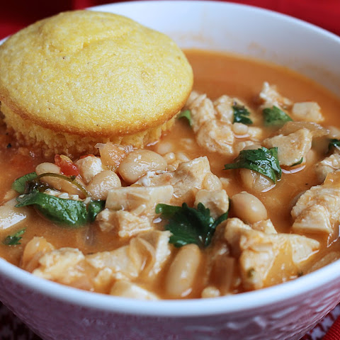 Low-Fat White Chicken Chili