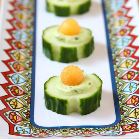 Chilly Cucumber Cups