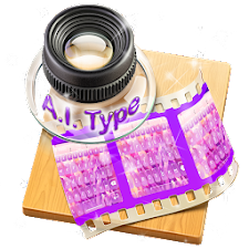 Candy Pink AiType Skin