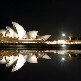 Opera house, sydney by Toni Panjaitan - Travel Locations Landmarks